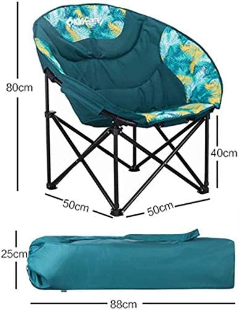 Sun Lounger Däckstolar Däckstol Hopfällbar stol Lunchpaus stol Fällbara stolar Bärbar Utomhus Fiske 7 stilar Fiskestol xiuyun (Färg: C) D