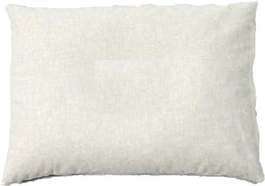 Funda algodón orgánico para almohada 30 x 40 cm: Amazon.es: Hogar