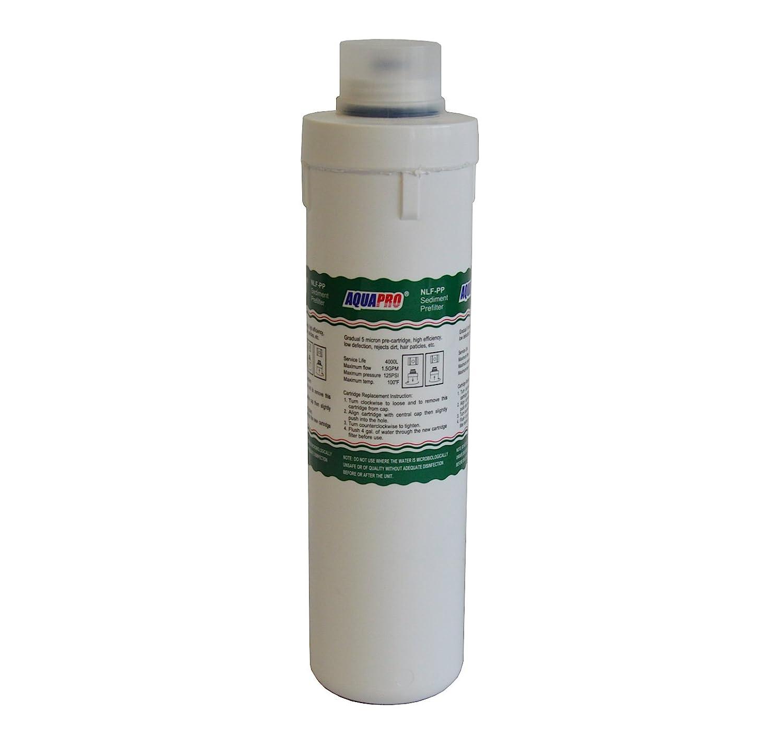 'Cartouche filtre 10 pr-nlf-pp sé diments 5 microns 4000L AquaPro