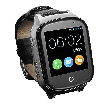 Amazon.com: TTShonf Kids Smart Watch Phone-GPS Tracker ...