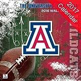 Arizona Wildcats 2017 Calendar