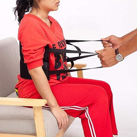 Amazon.com: Padded Bed Transfer Nursing Sling, Patient Lift Sling Transfer Belt, Safety Secure Transfer Sling, Moving Assist Hoist Gait Belt with Heavy Duty ...