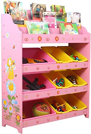 Caja de Almacenaje de los Niños de los Juguetes Contenedores organizadores de almacenamiento de juguetes for niños - for organizar el almacenamiento de juguetes Juguetes for bebés Juguetes for niños J: Amazon.es: