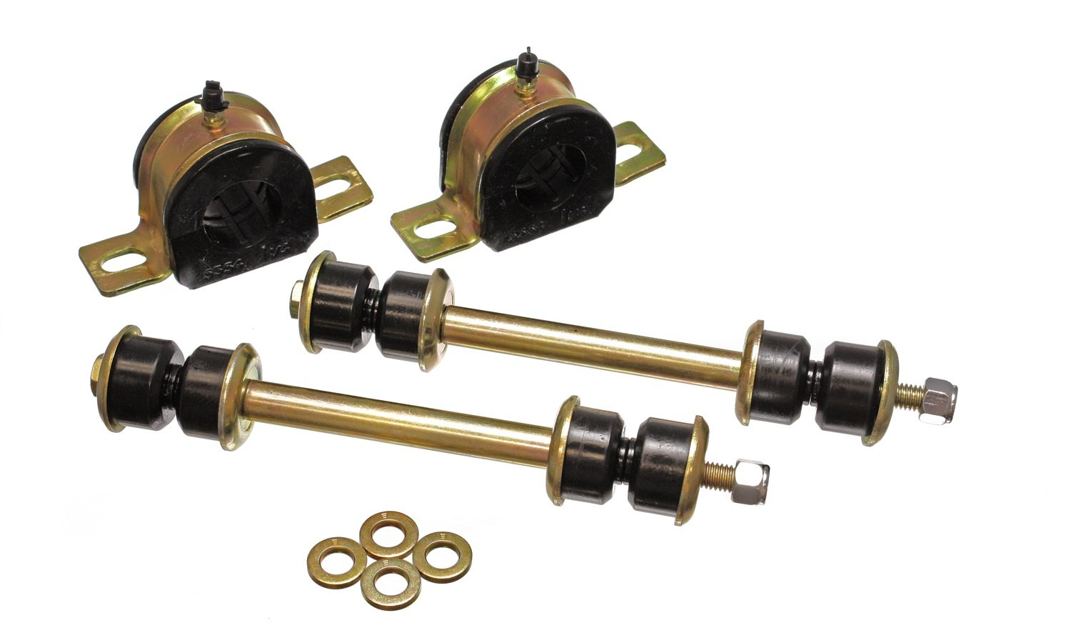 Energy Suspension 35214G 32 mm Front Sway Bar Set for GM by Energy Suspension