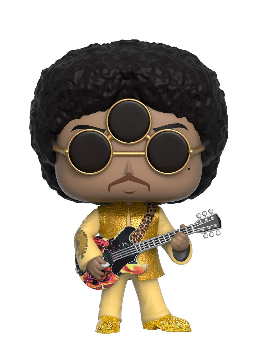 Funko Pop Rocks: Prince - 3rd Eye Girl Collectible Figure, Multicolor