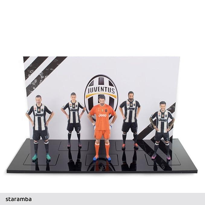 staramba Top 5 Figura 3d – Juventus