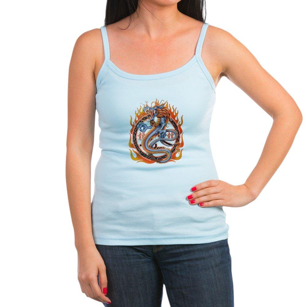 Spaghetti Tank Dragon in Ring of Flames Royal Lion Jr