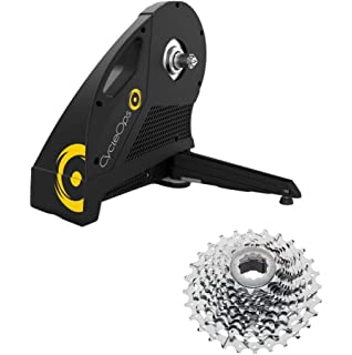 CycleOps Hammer Direct Drive Smart Trainer, Bluetooth and ANT+ Compatible, Includes 11 Speed Cassette