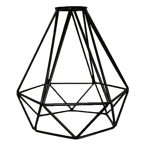 Mklot Lighting Metal Lamp Guard For Pendant String Lights Vintage