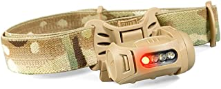 product image for Princeton Tec Fred MPLS Headlamp, Multicam, 45 lm, w/Red LED