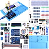 UNIROI UNO Starter Kit for Arduino Beginner, Upgraded Project Starter Kit for Arduino