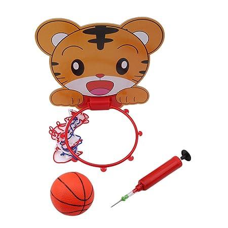 UINKE - Set de Pelota de Baloncesto para Niños con Forma de Animal ...