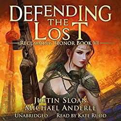 Defending the Lost: A Kurtherian Gambit Series