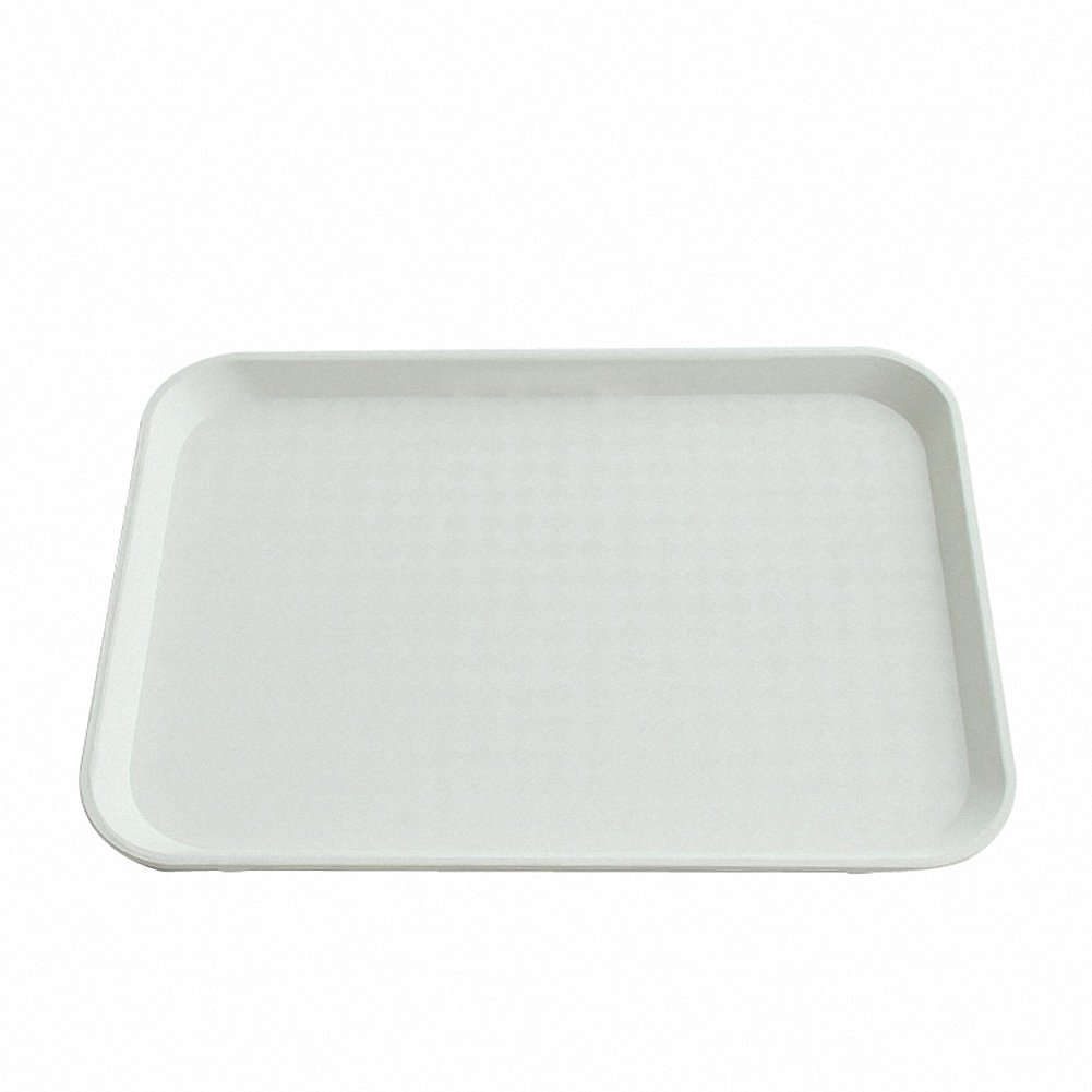 Reptile Food Bowl large OMEM Water Dish,Feeding Dish, Tortoise Bowl (L, White) by OMEM (Image #2)