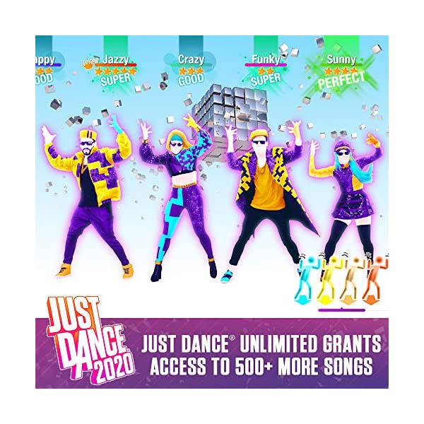 Just Dance 2020 - Nintendo Switch Standard Edition 6