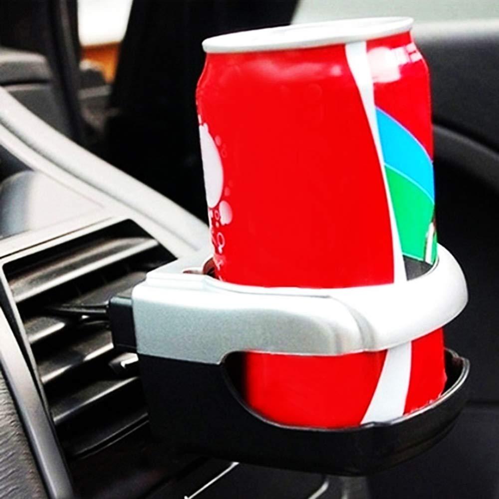 Bigdispawl portabicchieri Supporto Universale per Bocchetta di aerazione Auto