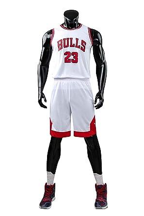 GHMM Conjunto de uniformes de baloncesto para hombre, camisetas ...