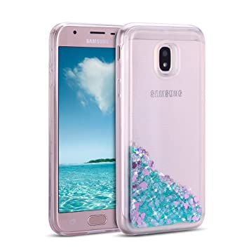 Funda para Samsung Galaxy J3 2017 Carcasa, Mosoris 3D Bling ...