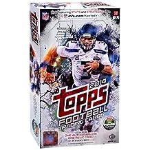 2014 Topps NFL Football Cards Hobby Box
