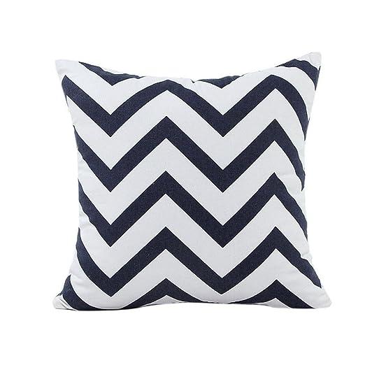 Angelof - Funda de cojín o almohada, decorativa, con diseño ...