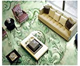 3D Wallpaper Mural Painting Floor Stickers PVC