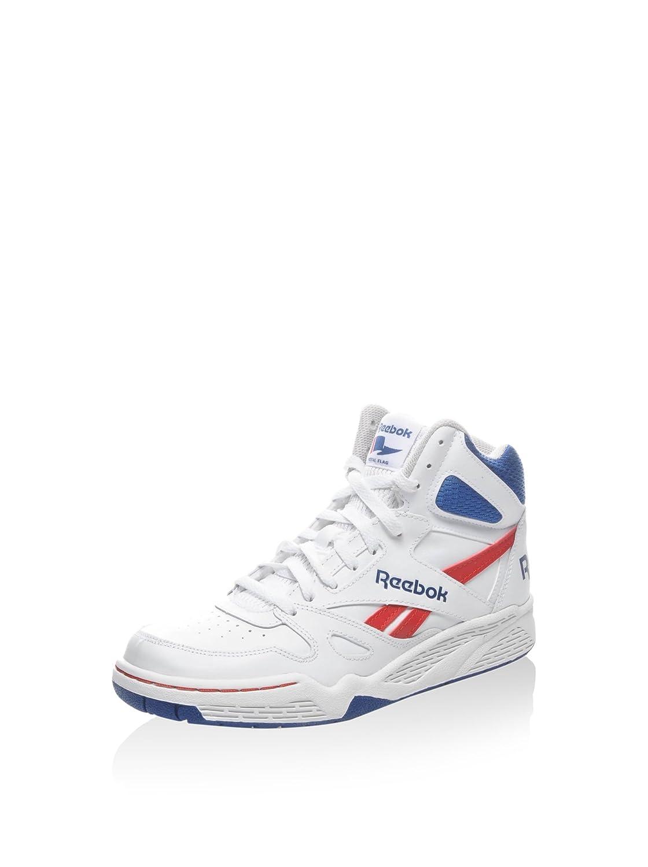 29a97981da5 MEN CLASSICS REEBOK ROYAL BB4500 HI TRAINERS SHOE SIZE UK 6.5 WHITE  Amazon. co.uk  Shoes   Bags