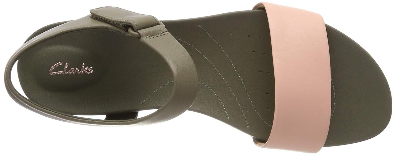 am besten einkaufen populärer Stil online zu verkaufen Clarks Damen Bright Pacey Pantoletten