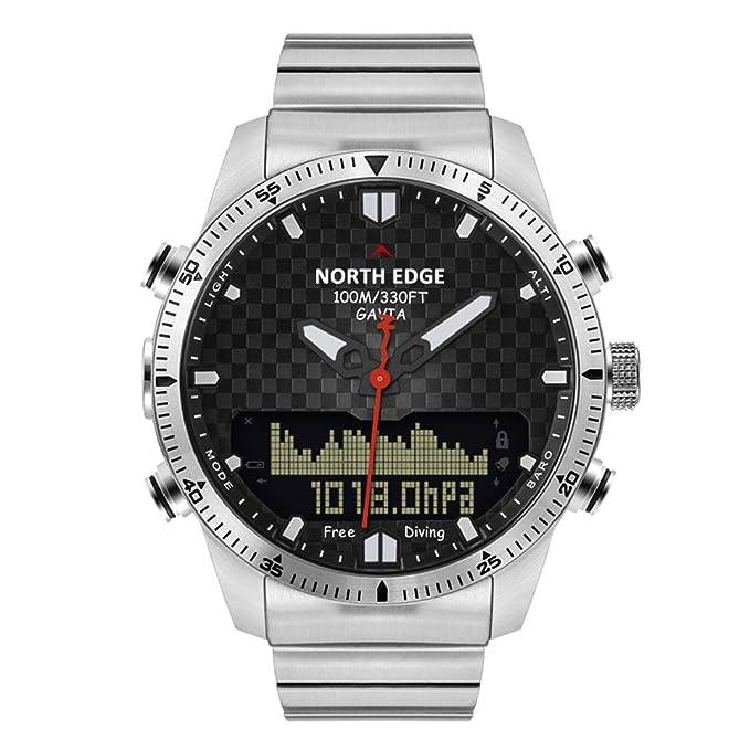 Amazon.com: OOLIFENG - Reloj deportivo digital resistente al ...