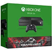 Consola Xbox One 500Gb + Gears of War Ultimate Edition Bundle