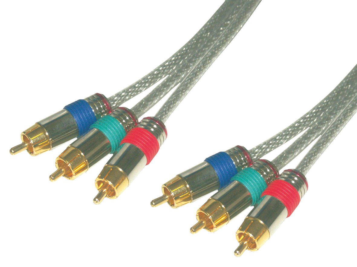 MCL 3m Component RGB Cable MC706HQ/T-3M