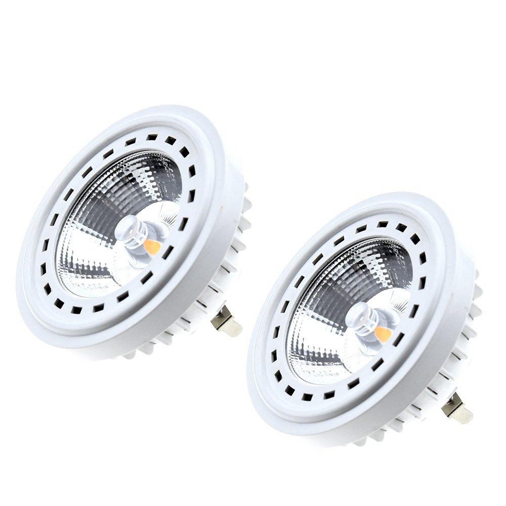 Commercial Lighting Dc: AR111 G53 15W LED Sportlight Bulb 1200Lm AC/DC 12V