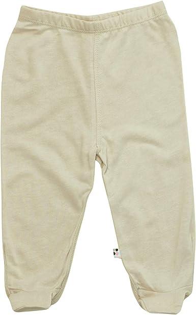 Babysoy Baby Boys Footie Pants