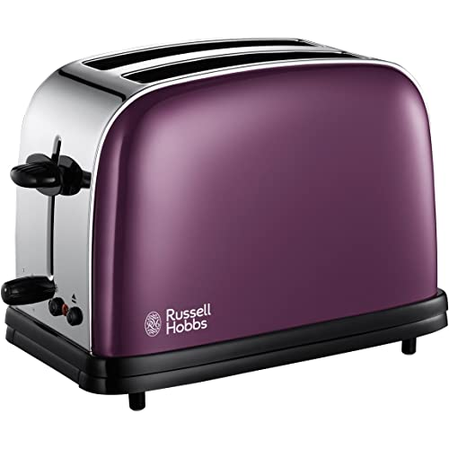Russell Hobbs 14963 Colours Purple Passion Toaster