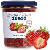 ZUEGG 嘉丽 草莓果酱320g(德国进口)水果含量高达50%
