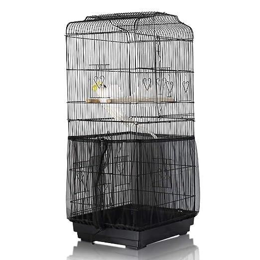 ASOCEA - Malla Universal para Jaula de pájaros (Nailon), Color ...