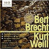 Complete recordings of Die Dreigroschenoper, Mahagonny, Der Jasager, Die sieben Todsünden