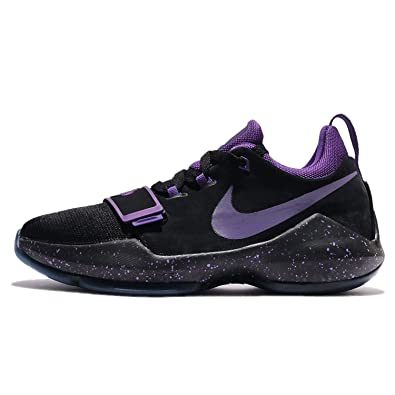 3a9c6d52ae7e Nike PG 1 GS Paul George Youth Basketball Shoes - 4.5 Black