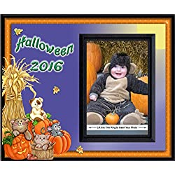 15.5 x 23.5 Beistle 00198 Halloween Photo Fun Frame Multicolor