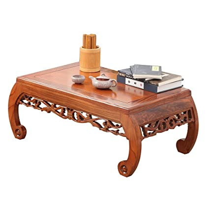 Incredible Amazon Com Solid Wood Coffee Table Antique Carved Coffee Spiritservingveterans Wood Chair Design Ideas Spiritservingveteransorg