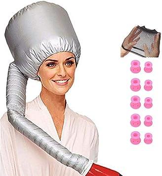 Casque Seche Cheveux A Capuchon Portable Pour La Coiffure