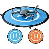 PGYTECH Huaye DJI Mavic 2 Series Waterproof Landing Pad for Drones Quadcopter Parts Drone Accessories Landing Gear for DJI Mavic 2 Pro/Mavic 2 Zoom/Mavic Pro Phantom 2/3/4/Pro Inspire 1/2 (110CM)