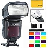 GODOX TT600 ストロボ カメラフラッシュ 内蔵2.4G ワイヤレストリガ・システム 1/8000S高速シンクロ Canon, Nikon, Pentax, Olympus その他のデジタルカメラ用