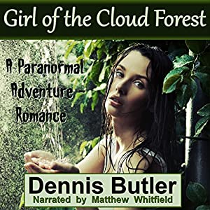 Girl of the Cloud Forest Audiobook