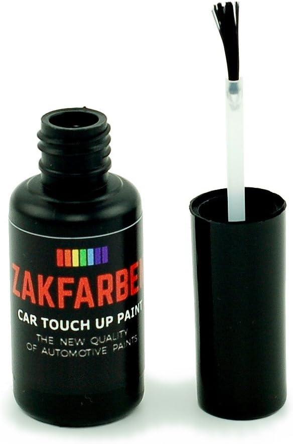 Zakfarben Car Touch Up Paint Repair fits for 807A Preto Vesuvio Metallic 10 ml