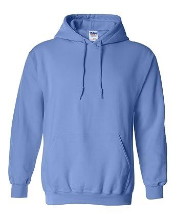 Gildan - Sudadera con Capucha - Hombre-Mujer Azul Azul Medium