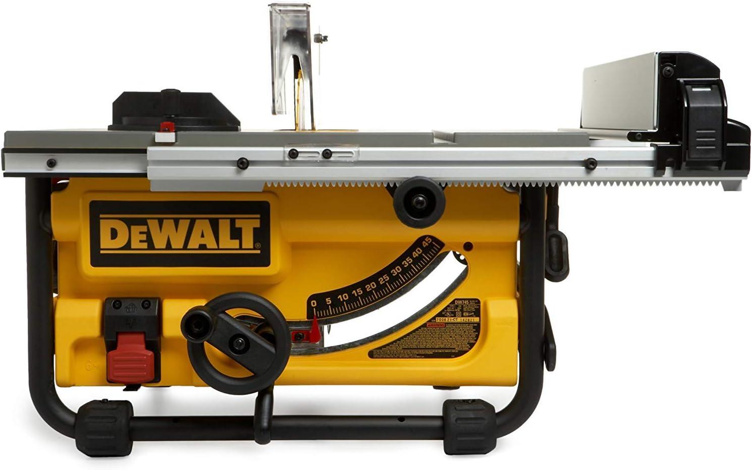 Dewalt ZDW-DW745 - Sierra de mesa: Amazon.es: Bricolaje y herramientas