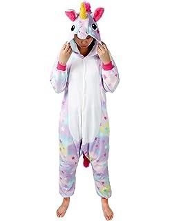 Disfraz Pijamas Ropa De Noche franela Adultos Unisex Animal Carnaval Cosplay Festival de Carnaval Halloween Navidad