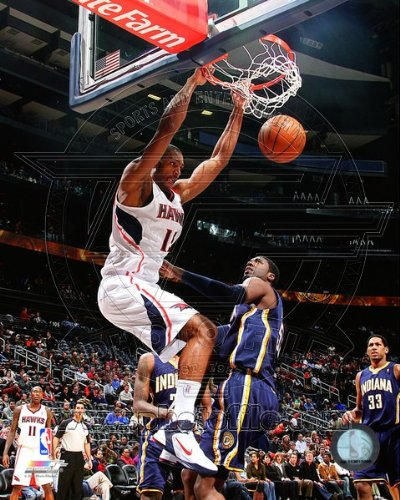 Al Horford Atlanta Hawks Action Photo 8x10 #5 ()
