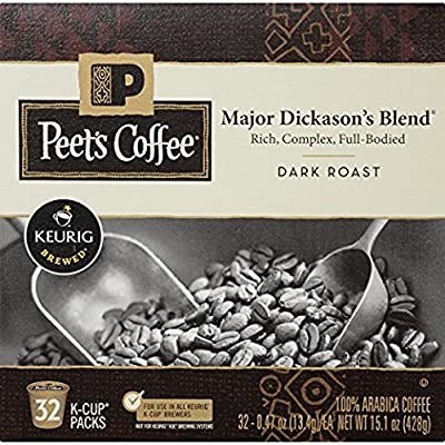 Peet's Coffee & Tea Single Cup Coffee