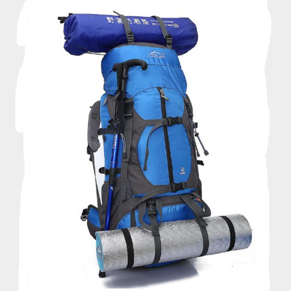 d30e95870e93 Amazon.com : Dyytrm 65L Hiking Backpack/Outdoor Climbing Camping ...